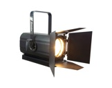 Projecteur LED SERENILED lentille Fresnel 150 W 3200 K 10°/80° - RVE-eclairage-spectacle
