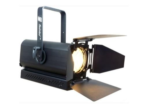 TWINLED EVO2 • Projecteur LED lentille Fresnel 100W 3200K 14°/82°