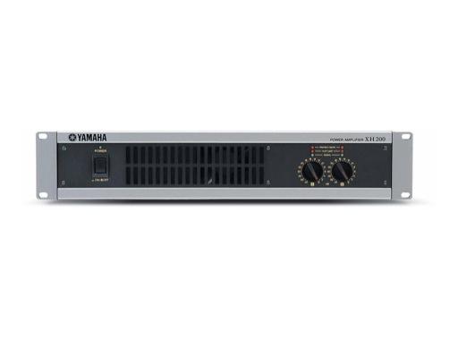 YAMAHA • Amplificateur Ligne 100V XH200