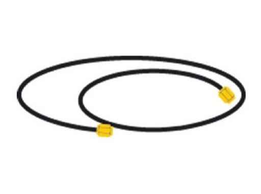 ALTAIR • Câble extension coaxial 3m mâle/mâle