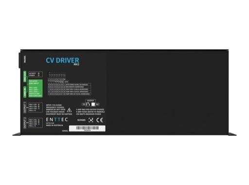 ENTTEC • Alimentation contrôleur ALEPH 1CV DRIVER Mk2 250 W pour LEDStrip 24 VDC