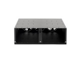 """ENTTEC • Rack 19"""" métal vide, accepte 8 Driver Led Strip ENTAL021"""