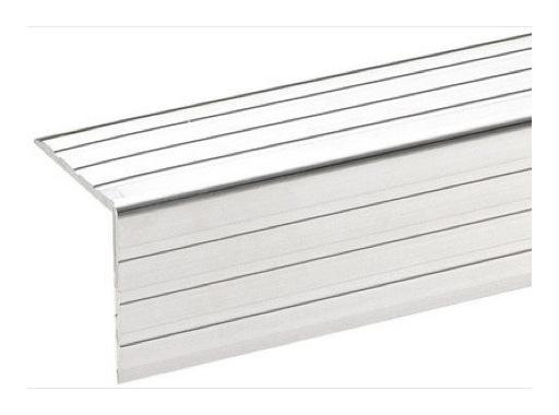 Profilé Alu • Barre en L longueur 2 m 30 x 30 x 1,5 mm