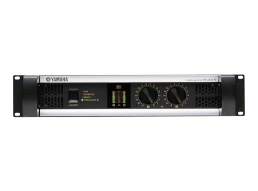 YAMAHA • Amplificateur 2 x 930 W / 4 Ohm, 2 x 650 W / 8 Ohm, RJ45x2, 2U