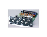 YAMAHA • Carte 8 entrées analog. sym. niveau ligne Jack conv. 24 bits-audio