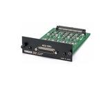YAMAHA • Carte 8 E/S format AES/EBU (48 kHz)-audio