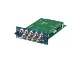 YAMAHA • Carte 8 E/S format AES / EBU, 96kHz, BNC, Video Sync-audio