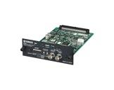 YAMAHA • Carte 8 E/S format HD/SDI, de-embedder, 24 bits/48kHz-audio