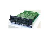 YAMAHA • Carte 8 E/S analog. Euroblock, conversion 24 bits/96kHz-audio