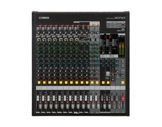 YAMAHA • Console 16 entrées, 10 Mic/Line,4 st,4 Grp,4 aux,2 SPX USB (iPod/iPhone-audio
