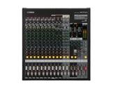 YAMAHA • Console 16 entrées, 10 Mic/Line,4 st,4 Grp,4 aux,2 SPX USB (iPod/iPhone-consoles
