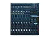 YAMAHA • Console 8 entr. Mic/ligne+comp, 4 st, 2 x 500W / 4 Ohms, Anti Larsen, 2-audio
