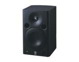 YAMAHA • Enceinte bi-amplifiée, blindée, 40 W LF, 27 W HF-audio