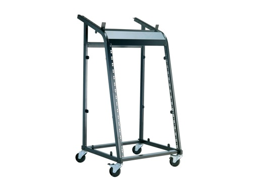 K&M • Stand rack wagon noir H 1060 mm