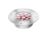 DTS • Projecteur HELIOS encastré 15 LEDs Full RGBW 27° IP65-encastres-de-sol-et-appliques-murales