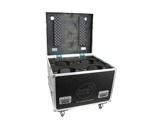 DTS • Flight case Pro pour 4 lyres 4 RAPTOR / JACK / NICK NRG 1201-accessoires