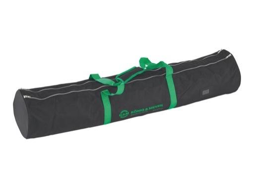 K&M • Sac de transport en nylon pour pieds 1200 x 250 x 250 mm