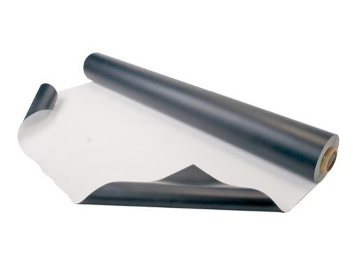 ROSCO TAPIS DE DANSE D. FLOOR • Noir/Blanc largeur 1,60m - rouleau 12 ml, 19,2m2