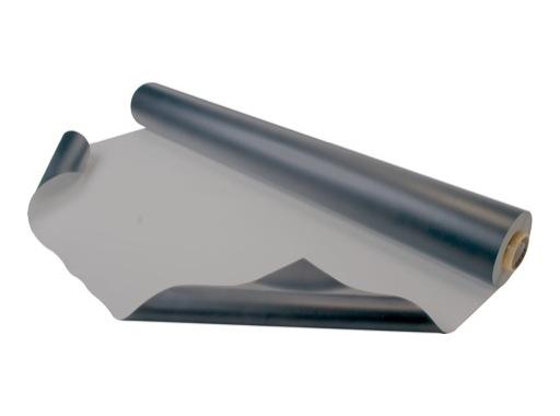ROSCO TAPIS DE DANSE D. FLOOR • Noir/Gris largeur 1,60m - rouleau 12 ml, 19,2m2