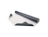 ROSCO TAPIS DE DANSE D. FLOOR • Noir/Blanc largeur 2m - rouleau 12 ml, 24m2-textile