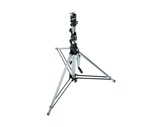 "MANFROTTO • Pied court noir ""Wind-up"" 3 sections 135-270 cm-structure-machinerie"