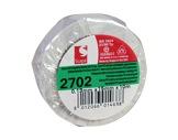 SCAPA • Adhésif PVC blanc 15mm x 10m 102394-consommables