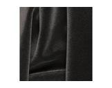 VELOURS HERMES • Noir - Coton M1 - 150 cm - 600 g/m2-velours-coton