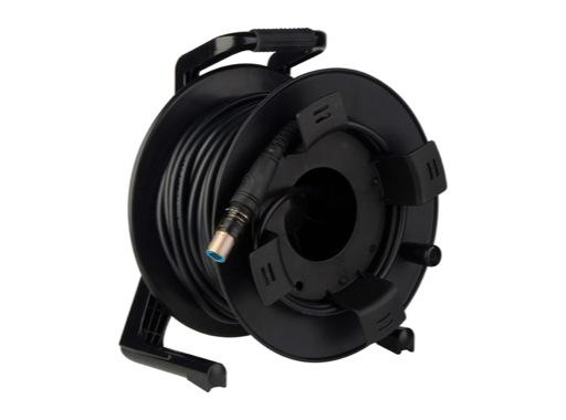 NEUTRIK • Câble opticalCON Duo monomode 100m sur touret IP65