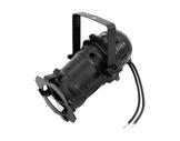 Projecteur PAR16 noir CE BT12V GX5,3 + porte filtre + câble-eclairage-spectacle