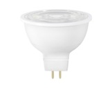 Lampe LED GU5,3 7W 12V 3000K 25° 490lm 25000H gradable GE-TUNGSRAM-lampes-led