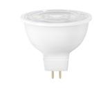 Lampe LED GU5,3 7W 12V 3000K 35° 490lm 25000H gradable • GE-lampes-led