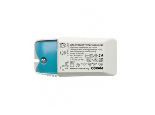 OSRAM • Halotronic Compact, Transformateur très basse tension 105W 11,2V