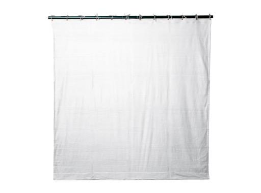 PENDRILLON / TAPS PLOMBE • Molleton Coton Blanc L 3 m H 3,5 m M1 320 g/m2