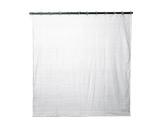 PENDRILLON / TAPS PLOMBE • Molleton Coton Blanc L 3 m H 4 m M1 320 g/m2-textile