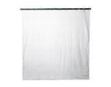 PENDRILLON / TAPS PLOMBE • Molleton Coton Blanc L 3 m H 5,5 m M1 320 g/m2-textile