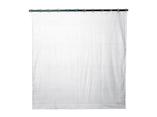 PENDRILLON / TAPS PLOMBE • Molleton Coton Blanc L 3 m H 6 m M1 320 g/m2