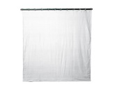 PENDRILLON / TAPS PLOMBE • Molleton Coton Blanc L 3 m H 6,5 m M1 320 g/m2-textile
