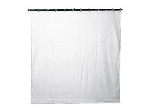 PENDRILLON / TAPS PLOMBE • Molleton Coton Blanc L 3 m H 8 m M1 320 g/m2