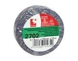 Adhésif PVC gris 15mm x 10m 102807 • SCAPA