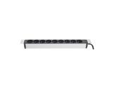 "Rampe • Multiprises 16A x 9 rack 19""-cablage"