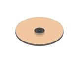SNAP Filtre correcteur de température CTO 3/4 pour LEDs MR16 Soraa 10° • SORAA-lampes-led