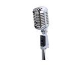 LDS • Micro chant dynamique Menphis avec interrupteur-micros