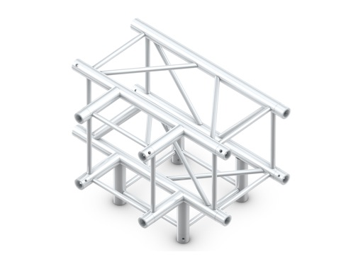 QUICKTRUSS • Quatro M390 Té 4 directions + kit de jonction