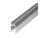 Profilé Alu • Hybride Long 2m 27,5 x 22,5x 1,5mm, écartement 10mm-profiles