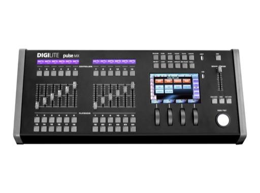 DIGILITE • Console PULSE MX 3072 cts écran tactile