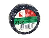 SCAPA • Adhésif PVC noir 15mm x 10m 103003-consommables