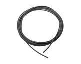 Câble acier galvanisé gainé noir ø 5/6 mm 7x19 - Rupture 1632 kg - prix m-cables-aviation