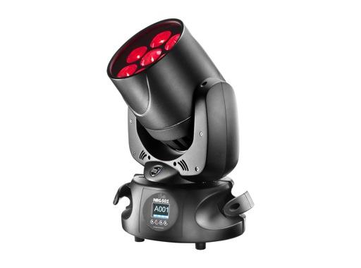 DTS • Lyre asservie wash NICK NRG 501 7 LEDs Full RGBW FPR