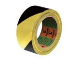 SCAPA • Adhésif signalisation jaune noir 50mm x 33m-consommables