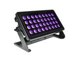Dalle LEDs SOLAR 36 x 8W Full RGBW IP65 • PROLIGHTS-projecteurs-en-saillie